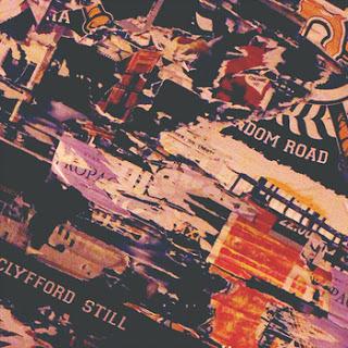 Random Road Clyfford Still