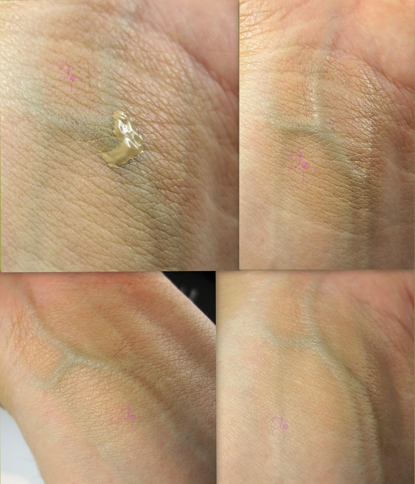 Labo Make-Up - Fashion Treatment BB Cream n° 012 - Beige - swatches