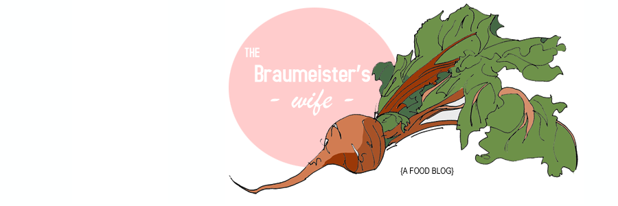 The Braumeister&#39;s Wife