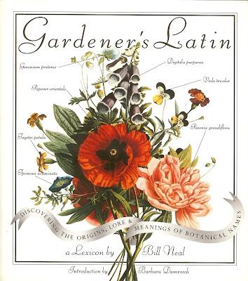 Gardener's Latin - Front Cover