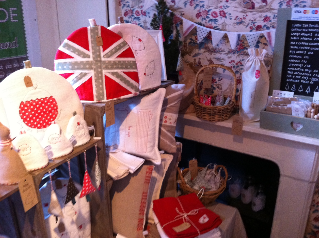 Charlotte Macey Stitch Tales The Makery Christmas