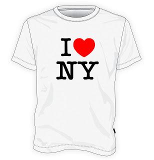 Koszulka I love NY