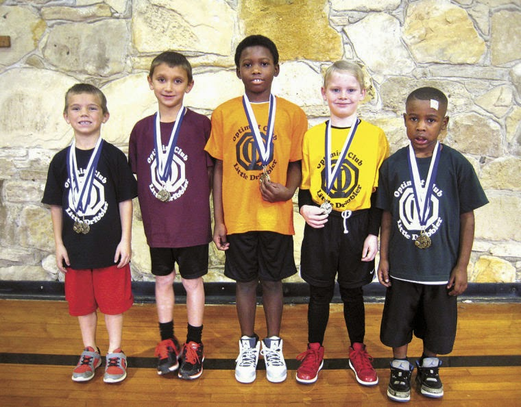 little dribblers brenham optimist club
