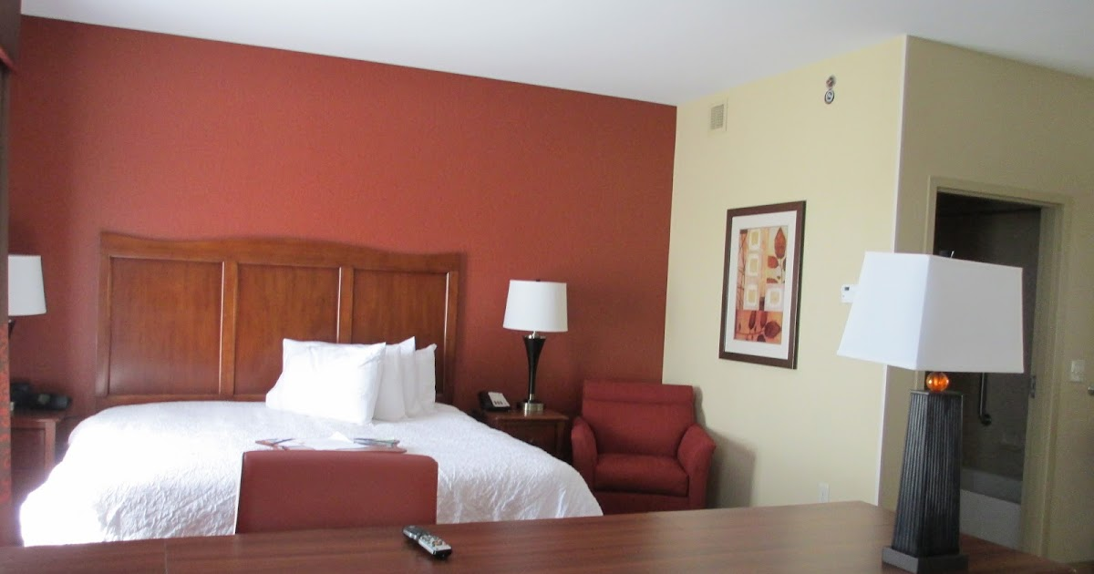 Hampton Inn Room Rates