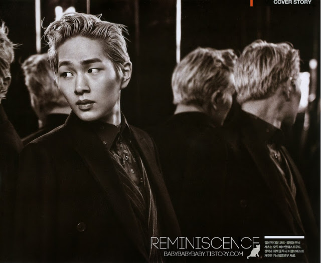 Onew SHINee for Arena Homme Plus October 2013_3