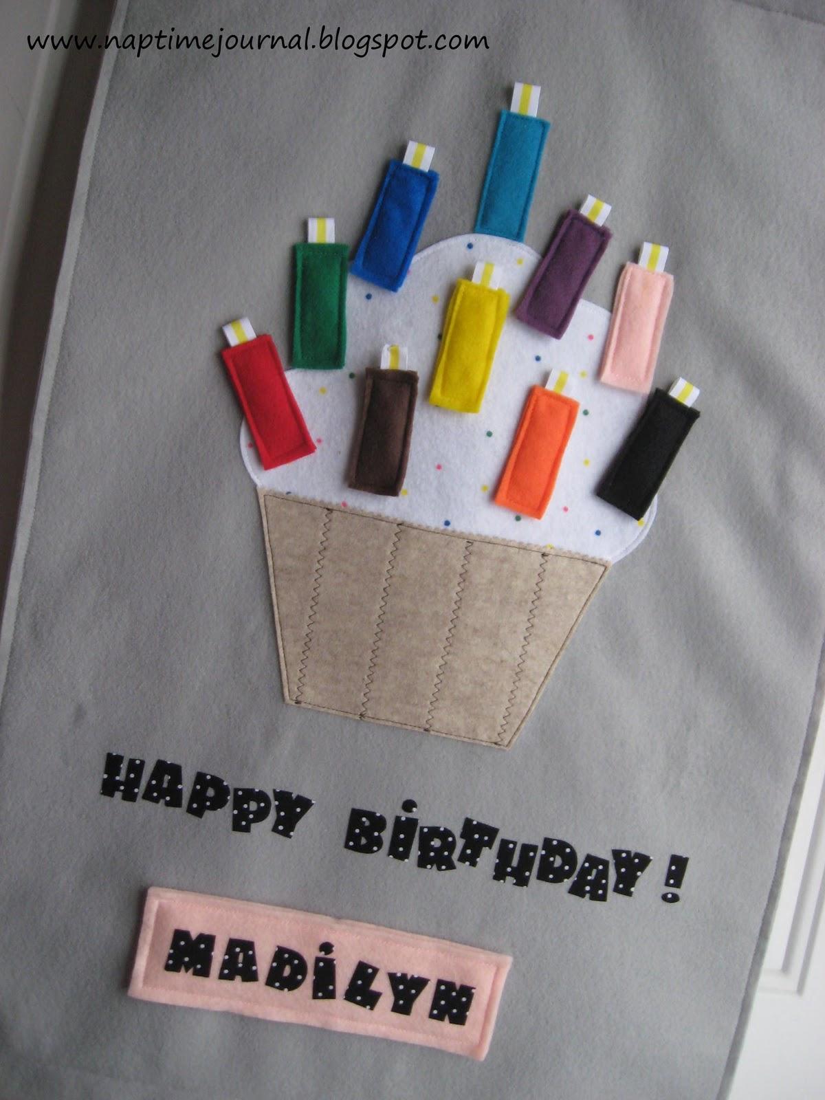 Nap time journal cupcake countdown for birthday - Birthday countdown wallpaper ...