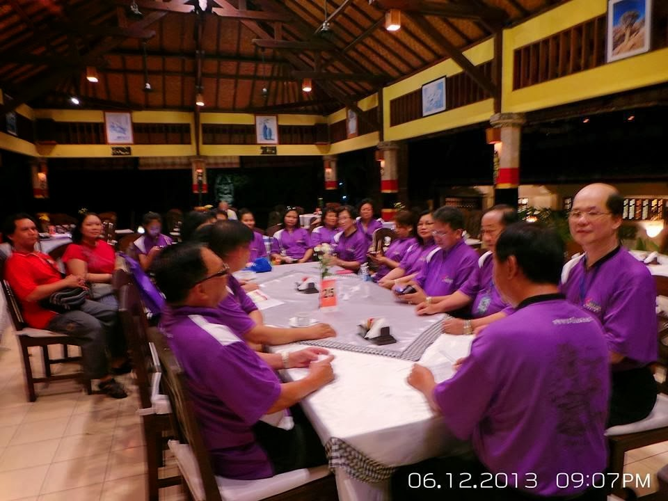 SAPG FAMILY 2ND INTERNATIONAL MEETING, Aditya Hotel Lovina, Bali, Indonesia