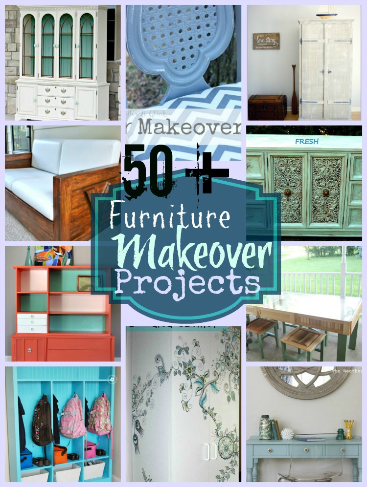 Furniture Makeovers DIY