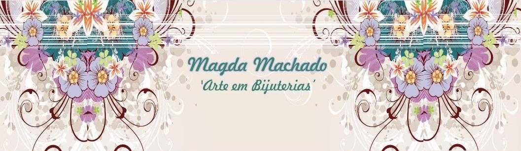 Magda Machado Arte em Bijuterias