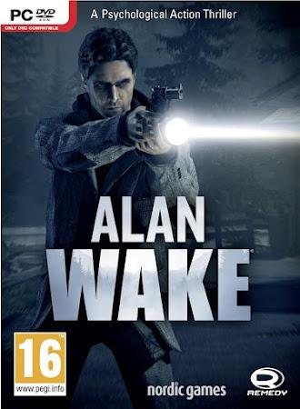 Alan Wake Black Box Repack