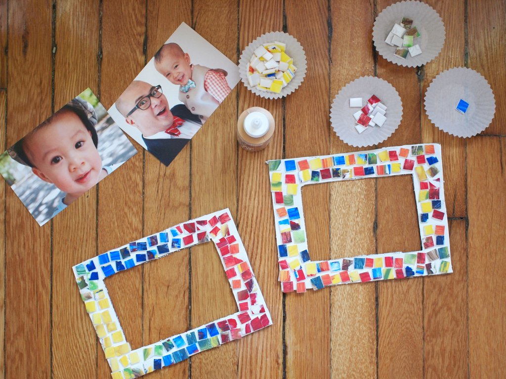 Рамочки для фото своими руками фото 21