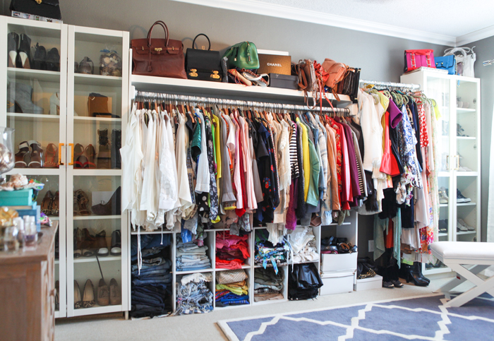 Wild child interiors closet inspiration ciara o 39 doherty for Big closet stories