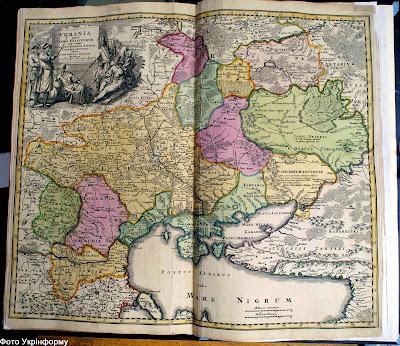 Фото Укринформ:карта Украины