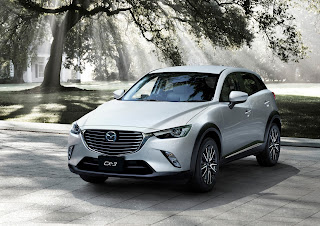 Mazda scores with new compact crossover vehicle