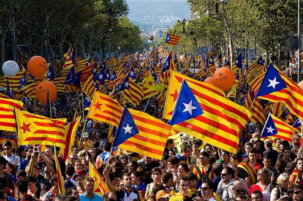Γιατί η Καταλονία είναι ο επόμενος πονοκέφαλος της Ευρώπης