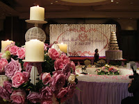 Shera and Azimah's wedding event at Palace of the Golden Horses Hotel