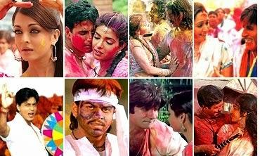Top 10 Bollywood Holi Songs 2015