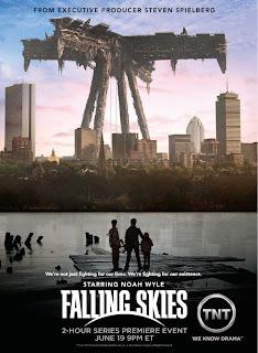 Download falling+skies+poster+3 Falling Skies   1ª Temporada HDTV Dual Áudio Baixar Grátis