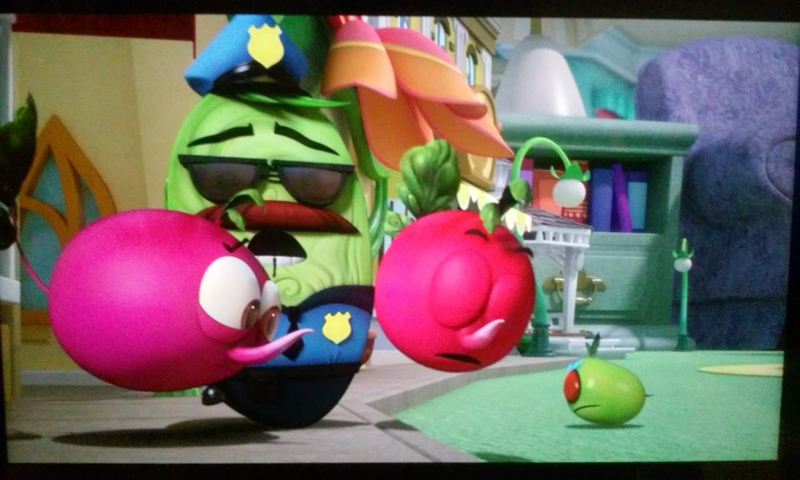 veggie tales remote control car with Veggietales In House Season 1 Ep 13 on Little Drummer Boy Party together with 161848180337390673 as well Veggietales In House Season 1 Ep 13 in addition Veggietales In House Season 1 Ep 13 moreover 365769 Best Female Business News Presenter.