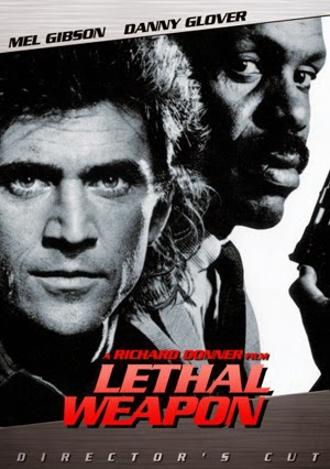Lethal Weapon 1 1987 poster