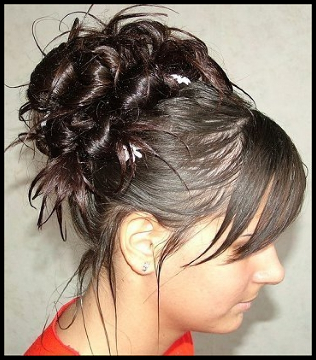 Hairstyles For Long Hair Easy Updos : ... simple updos for long hair -2014 Hair Updos Latest Hair Styles