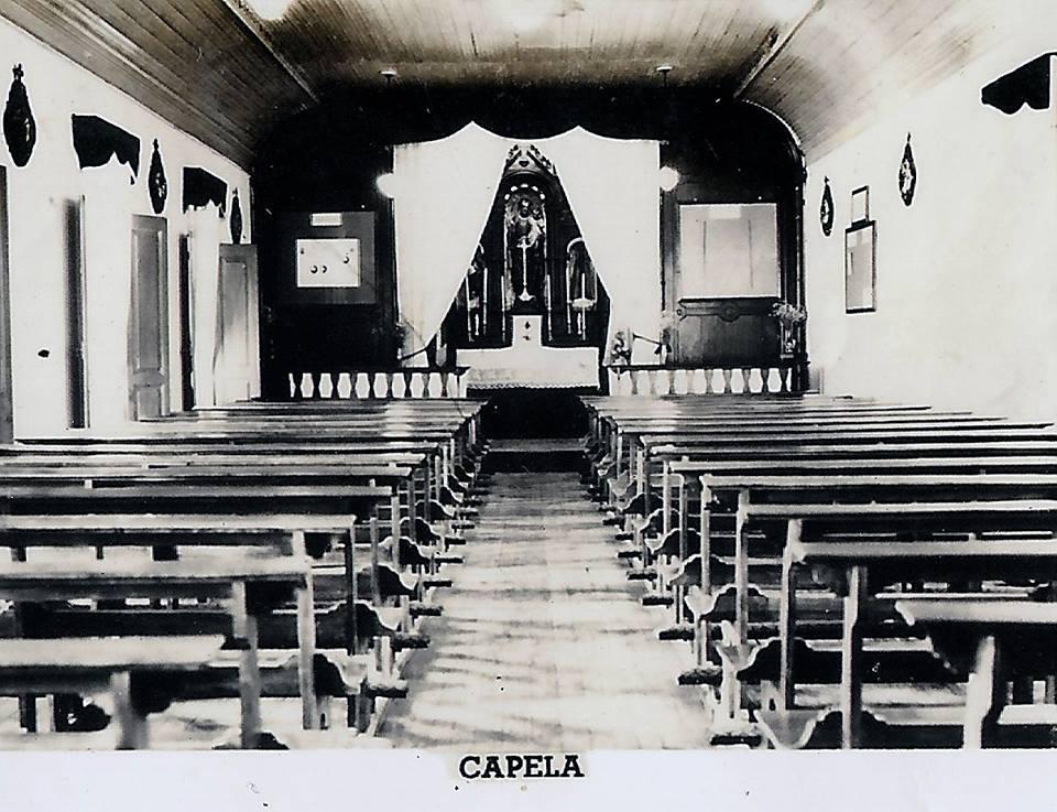 Antiga Capela da Epcar de Barbacena