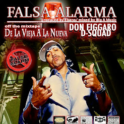 "single off the mixtape ""FALSA ALARMA"""
