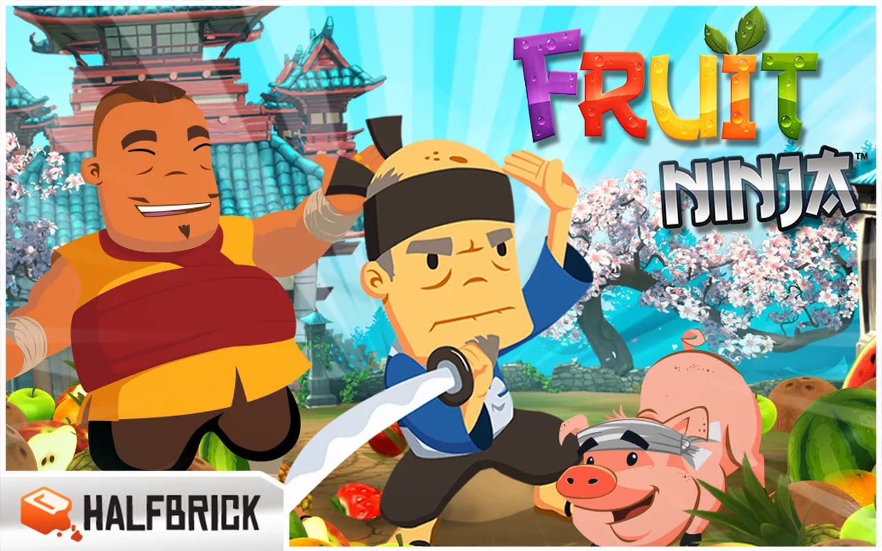 Fruit Ninja v1.9.1 (Paid)