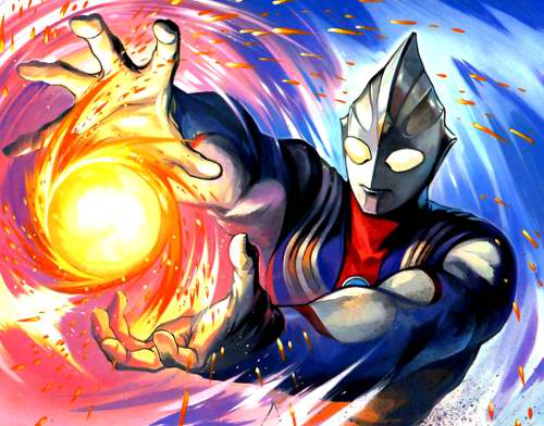 RELEASE: Ultraman Manga 16, Godzilla vs. SpaceGodzilla 02, and Ultraman Tiga 04 Ultraman%2BTiga