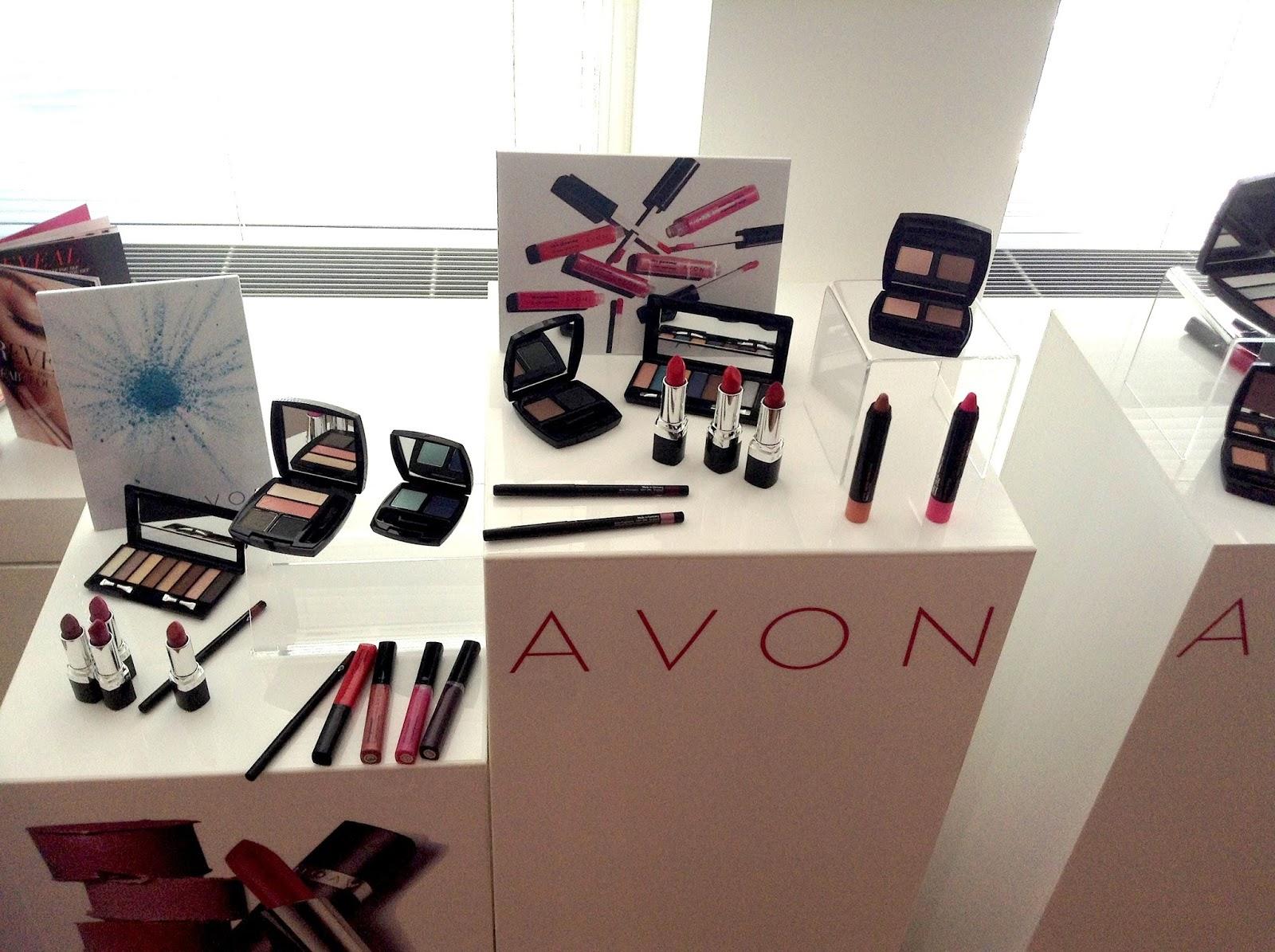 AVON's Make Up Launch