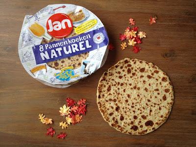 My happy kitchen test: Jan pannenkoeken en poffertjes