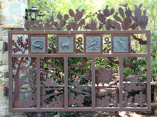 Texas Wild Right Gate
