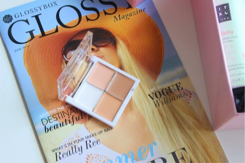 Glossybox UK June 2014