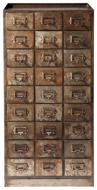 Cosas de palmichula aparadores multicaj n for Muebles industriales antiguos