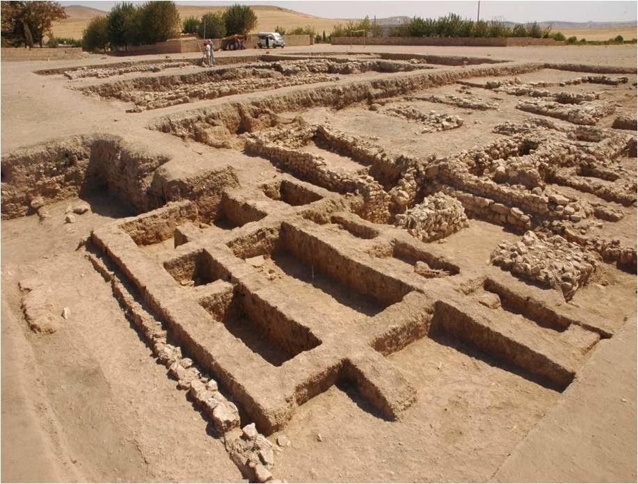 El jaciment d'Akarçay Tepe