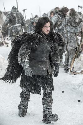 Jon Nieve 3T - Juego de Tronos en los siete reinos