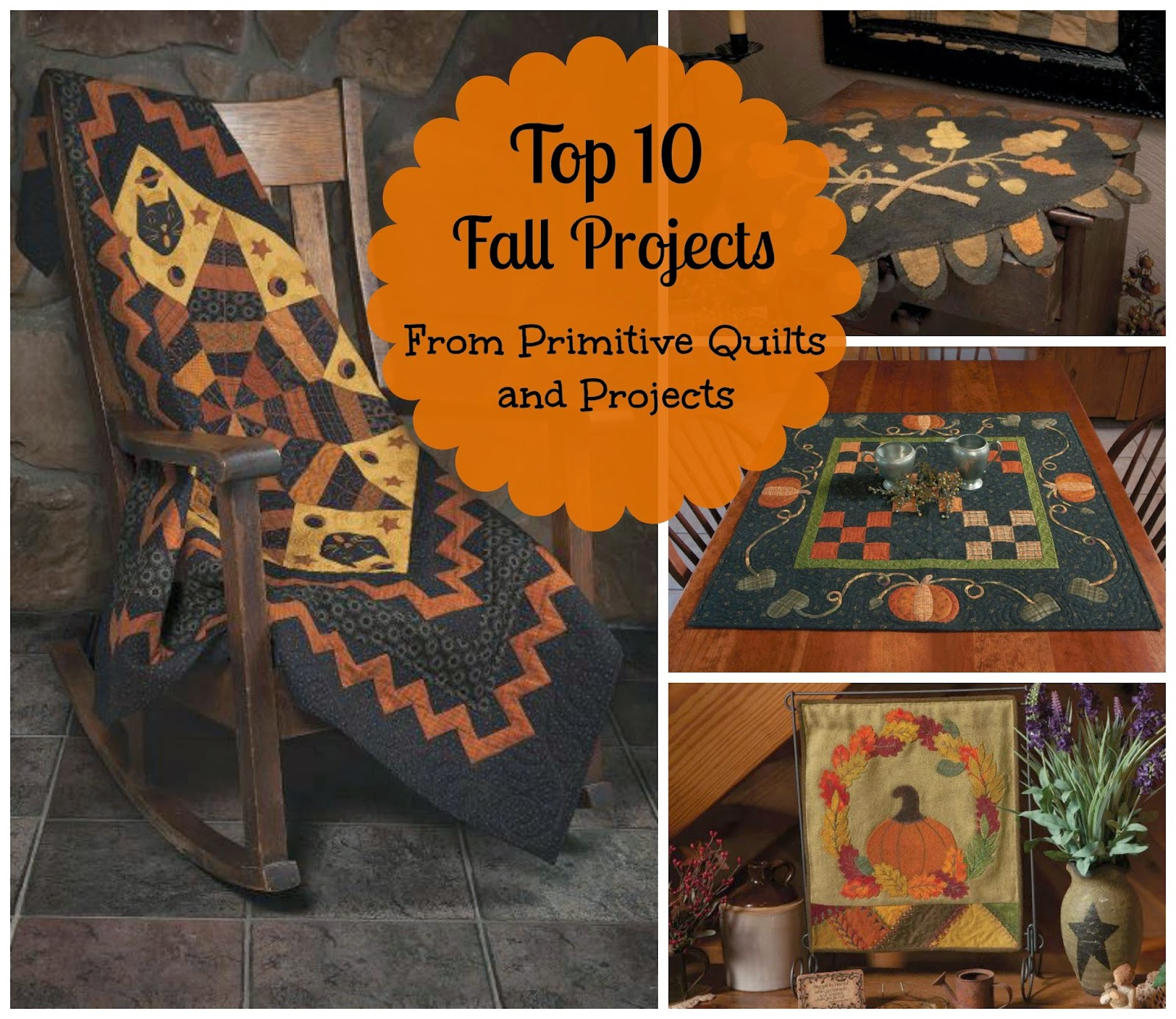 Top 10 Fall Projects
