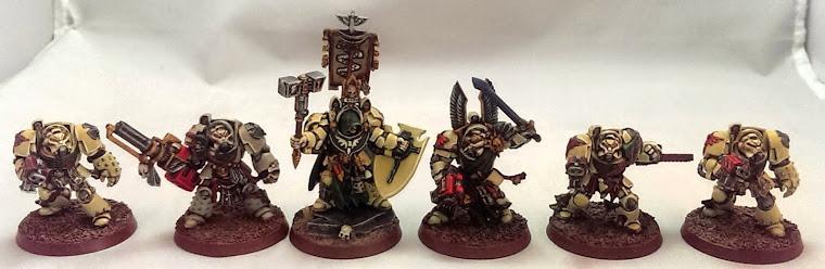 Deathwing Squad Barachiel