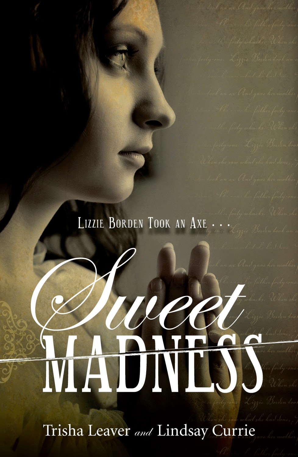 Cover Reveal for Sweet Madness
