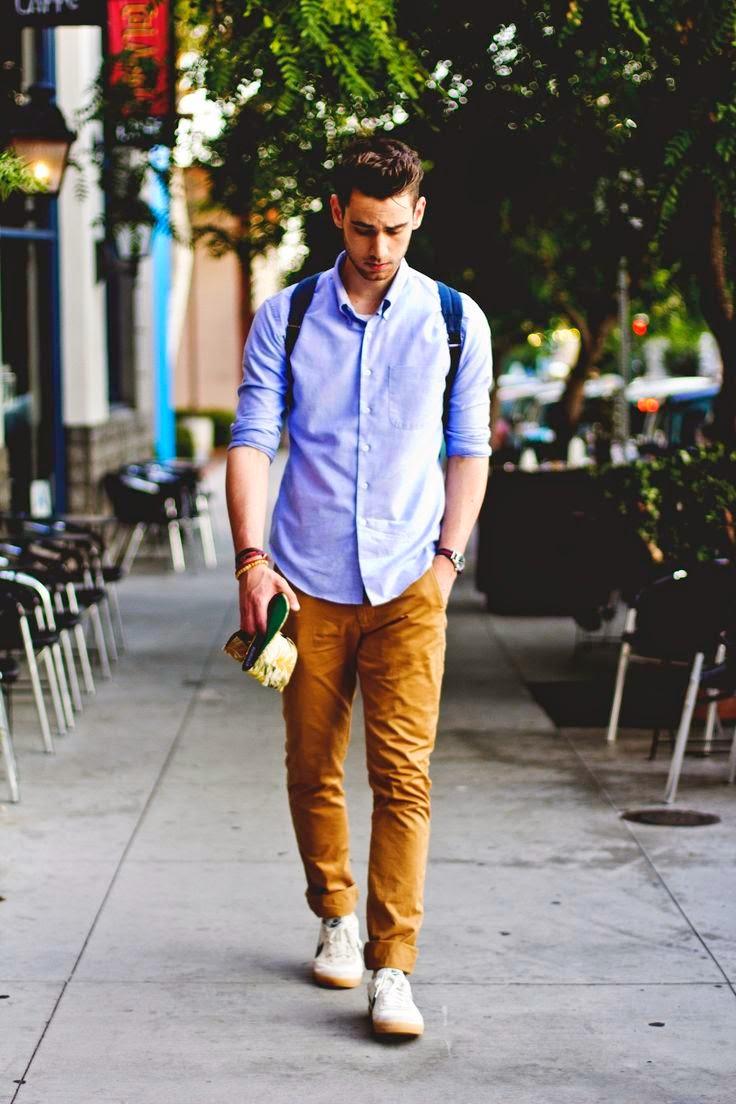 Macho Moda Blog De Moda Masculina Looks Masculinos Com T Nis Branco Pra Inspirar