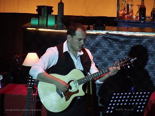 Ismael Serrano en Bahía