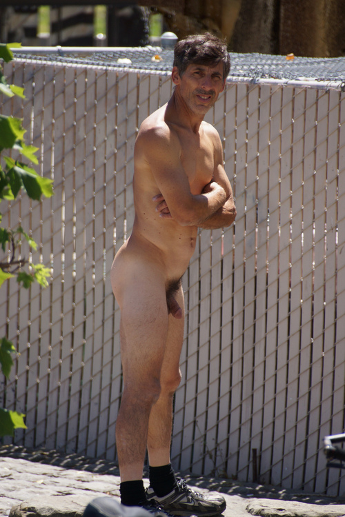 image Amateur men of showing their penis