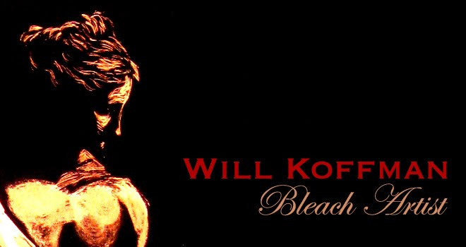 Will Koffman's Bleach Art