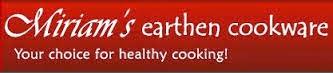 Miriam's Eathenware is non-toxic and healthy!