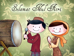 Selamat Idul Fitri 2015