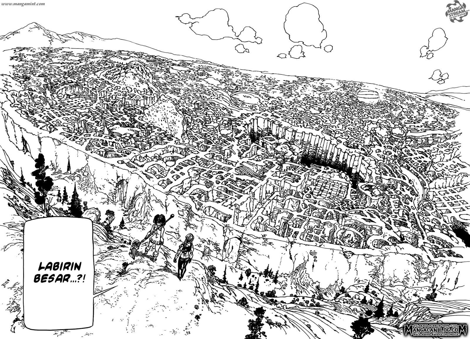 Komik nanatsu no taizai 155 - labirin perangkap kematian 156 Indonesia nanatsu no taizai 155 - labirin perangkap kematian Terbaru 4|Baca Manga Komik Indonesia