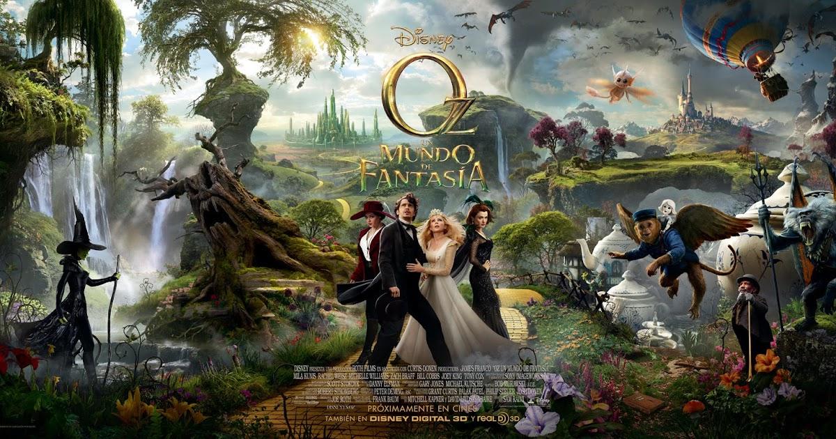DEDUCIMOS: Simbología del mago de Oz