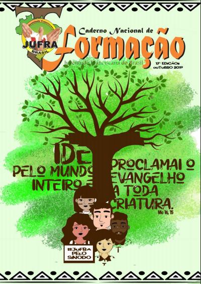 CADERNO NACIONAL DE FORMAÇÃO