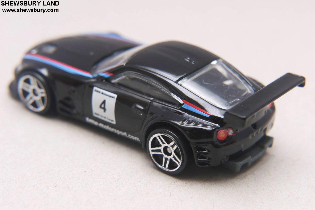 Hot Wheels Bmw Z4 M Coupe