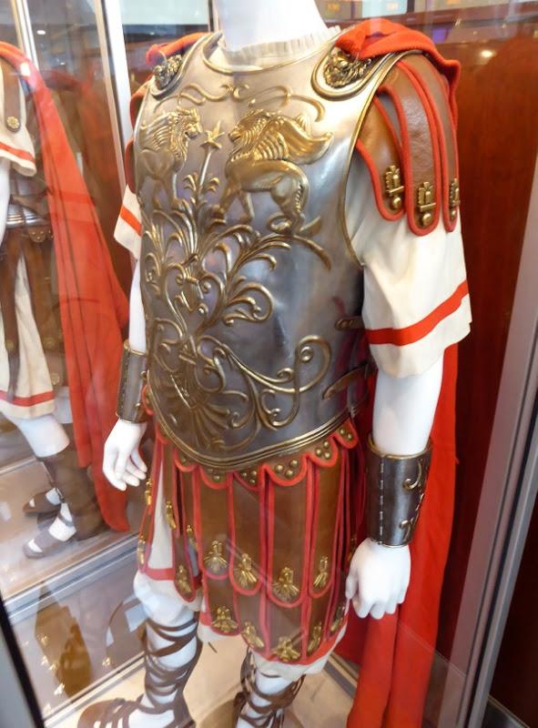 Hail Caesar Roman Centurion costume detail